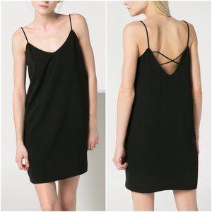 Mango | Crisscross Strap Dress